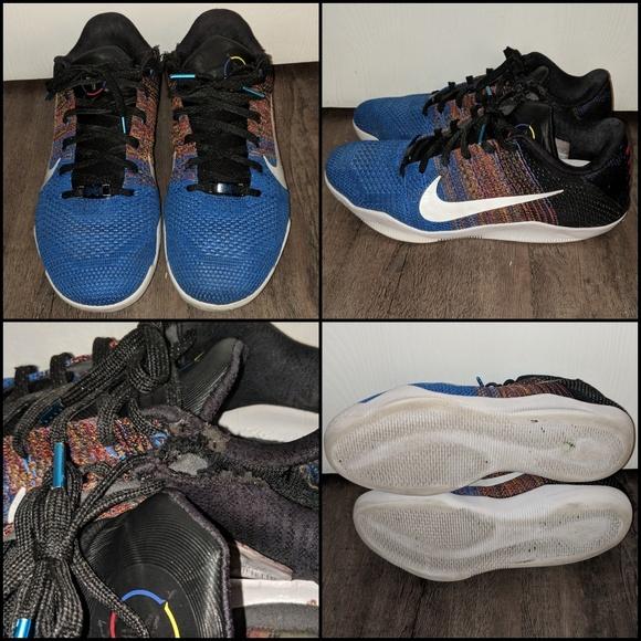 lowest price 1ae1b 3dde9 Nike Kobe 11 Elite Low BHM. M 5c3ea9f02beb7925c5e9165c